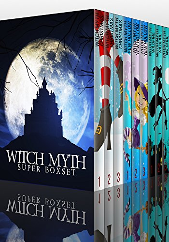 Witch Myth Super Boxset: A Collection of Cozy Witch (Collection Witch)