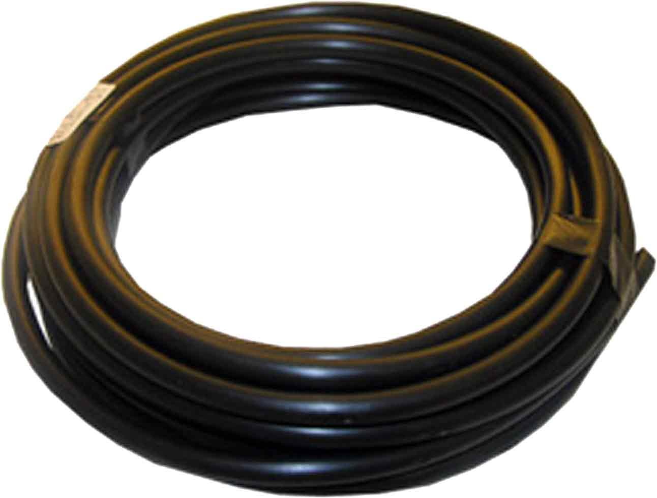 LASCO 15-5718 Soaker Drip Tubing with 6-Inch Outlet Spacing, 1/4-Inch by 15-Feet