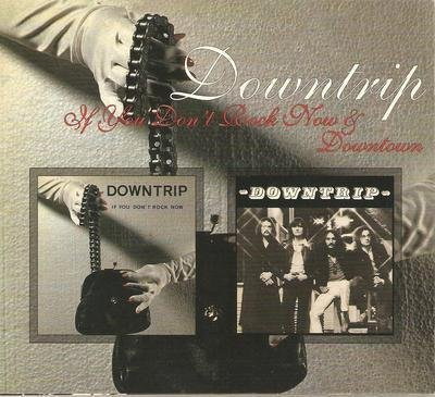 "Price comparison product image Downtrip ""Downtown"" & ""If You Don't Rock Now"" (2 on 1 Digipak-CD)"