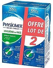 Hygiènedu nez spray 2x135ml
