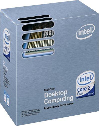 Intel Core 2 Duo E4500 2.2 GHz 2M L2 Chace 800MHz FSB LGA775 Dual-Core Processor Processors at amazon