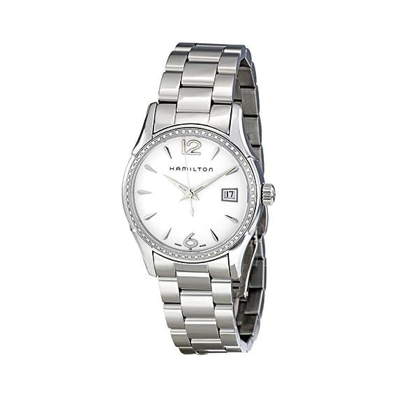 Hamilton H32381115 - Reloj para mujeres, correa de acero