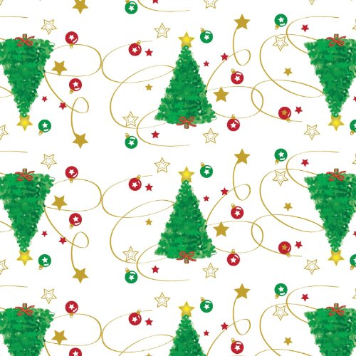 Table Plastic Cover Christmas (Party Essentials Heavy Duty Printed Plastic Table Cover Available in 44 Colors, 54