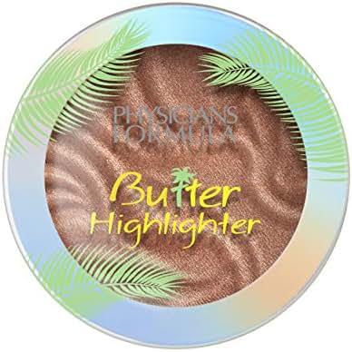 Physicians Formula Murumuru Butter Highlighter, Rose Gold, 0.17 Ounce
