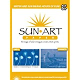 "Sun Art Paper - 15 Sheets of 5"" X 7"" Paper"