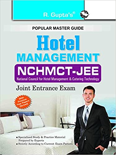 Buy Hotel Management: NCHMCT-JEE (Joint Entrance Examination) Guide