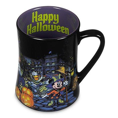 Mickey Mouse and Friends Halloween Mug]()