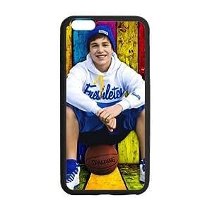 Austin Mahone Design TPU Snap On Back Case For iphone 6 plus 5.5 inch, Cellphone accessories WANGJING JINDA