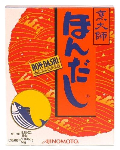 Hon-Dashi (Bonito Fish Soup Stock) - 5.28 oz.