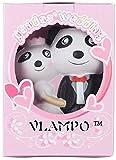 Squishy & SUPER Slow Rise Vlampo Pandas' Wedding + BONUS Random Jenna Lyn Squishy!