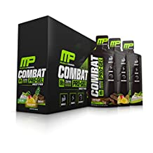 Musclepharm Combat Pro Gel, 12-Count, Variety Pack