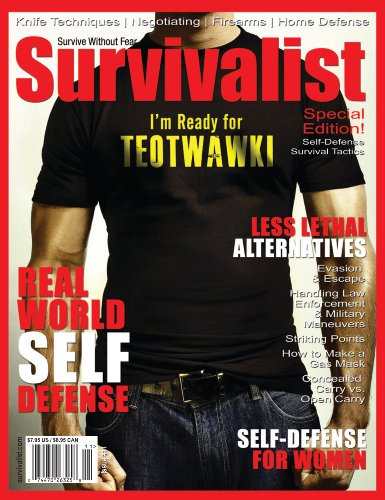 Survivalist Magazine Issue #11 - Real Self Defense