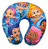 Bubble Guppies Kids' Travel Pillow New