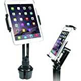 """Macally 2-in-1 Heavy-Duty Car Cup Holder Mount 