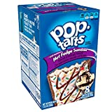 Kelloggs Pop-Tarts Hot Fudge Sundae 8 pieces (384g)