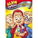 Alvin and the Chipmunks - Go to the movies: Funny, We Shrunk The Adults