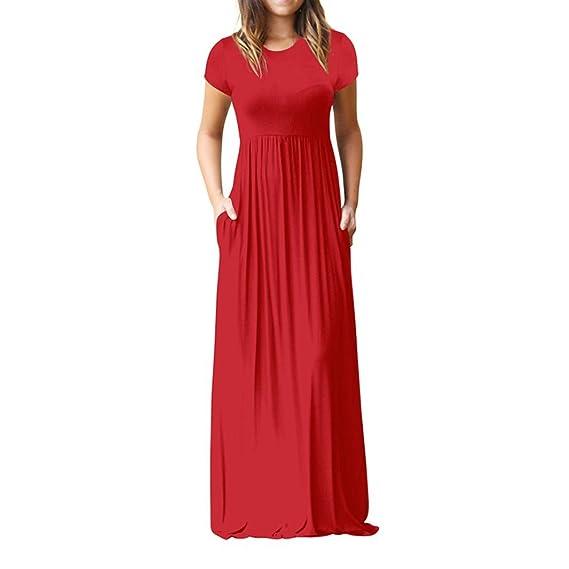 wawer Mujer Ropa Vestido Para Vestido de noche fiesta vestido: Amazon.es: Deportes y aire libre