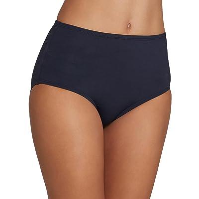 Anne Cole Solid Bikini Bottom