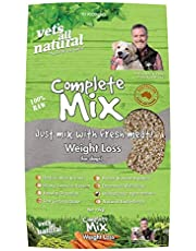 Vets All Natural Van Complete Mix Weight Loss 15KG Dry Dog Food