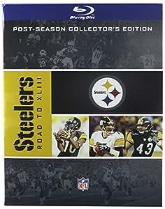 NFL: Pittsburgh Steelers - Road to XLIII [Blu-ray]