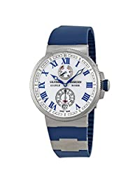 Ulysse Nardin Marine Chronometer Manufacture Automatic Watch - 1183-126-3/40