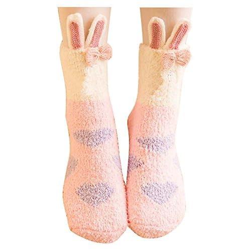 Chaussettes de sommeil / serviette chaudes d'adulte Chaussettes d'automne et de genou d'hiver / hautes-P