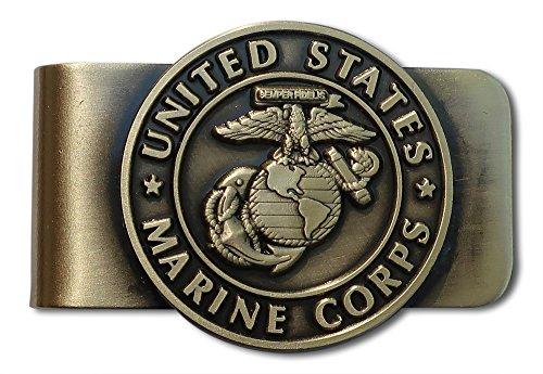 (US Marine Corps (USMC) Money Clip)