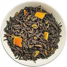 Mahalo Tea Ginger Zest Pu-erh Tea - Loose Leaf Tea - 2oz