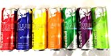 Red Bull Editions Variety Pack - Red, Blue, Yellow, Orange, Purple, Green, ...