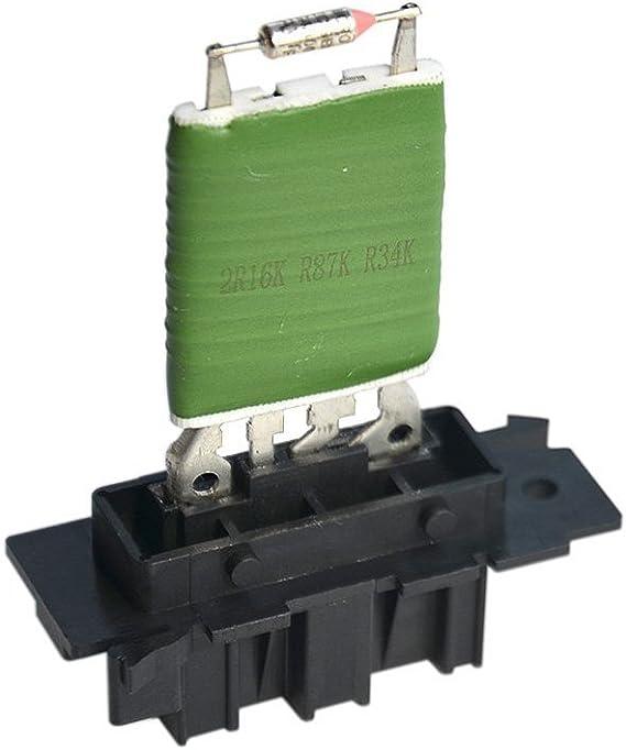 Resistenza motore ventilatore riscaldamento e aria condizionata resistenza ventilatore ventilatore Keenso Resistenza controllo velocit/à ventilatore aria condizionata automobilistica