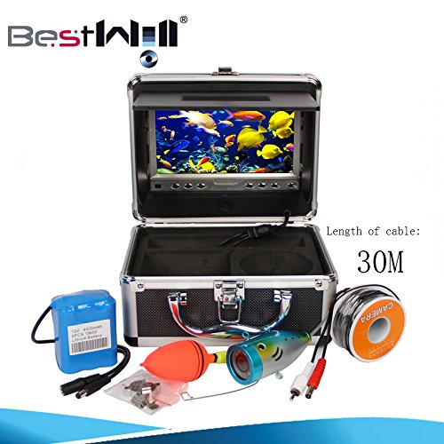 Hd underwater video fishing system CR110-7LS 30M by Bestwill
