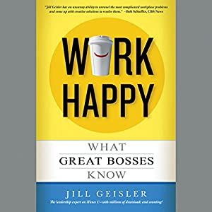 Work Happy Audiobook