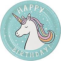 10-Count Spritz Happy Birthday Unicorn 9
