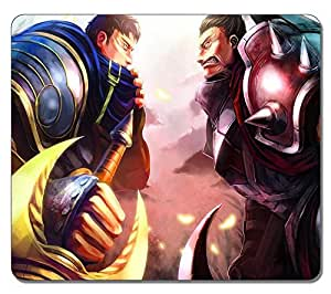 Customized Fashion Style Textured Surface Water Resistent Mousepad Darius League Of Legends High Quality Non-Slip Gaming Mouse Pads by mcsharks
