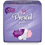 """Prevail Bladder Control Pads 11"""" -Maximum Absorbency (For women)-48 Counts (For Unexpected leaks and light incontinence)"""