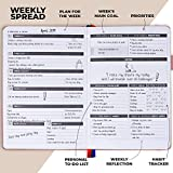 Clever Fox Planner - Weekly & Monthly Planner to
