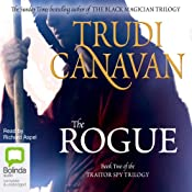 The Rogue: The Traitor Spy Trilogy, Book 2 | Trudi Canavan