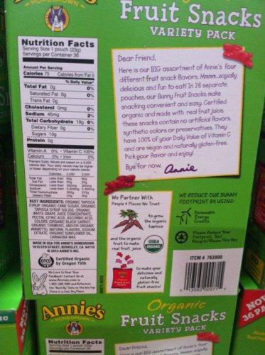 fruit snacks 36 - 7