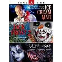 Ice Cream Man / Jack Frost 2 / Killer Tongue - Triple Feature (2011)