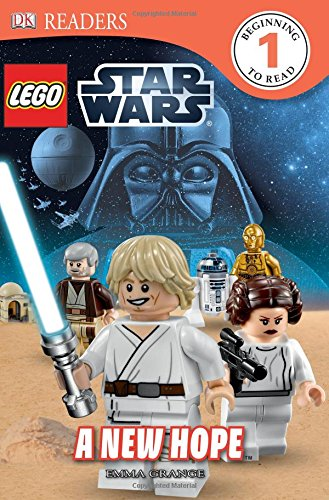 LEGO Star Wars: A New Hope <br> Level 1 Reader