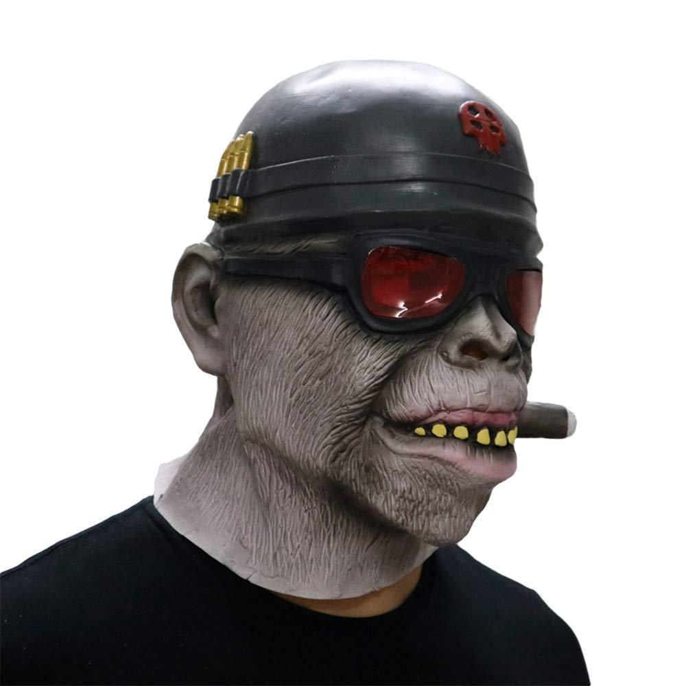 Amazon.com: Máscara de látex para disfraz de venom/Michael ...