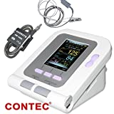 Cat/Dog/Animal Automatic Blood Pressure Monitor CONTEC08A-VET Electronic Sphygmomanometer Tonometer SPO2 Tongue Probe