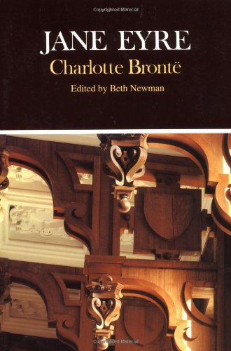 Book cover for Jane Eyre