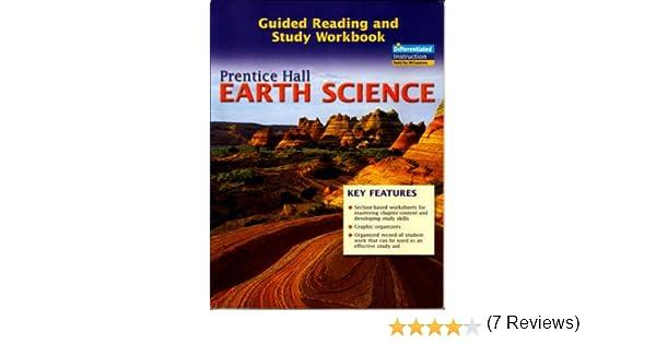 Earth Science Workbook PRENTICE HALL 9780131259010 Amazon – Prentice Hall Earth Science Worksheets