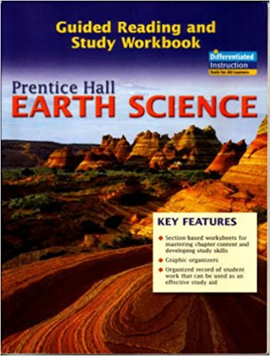 Earth Science Workbook: PRENTICE HALL: 9780131259010: Amazon.com ...
