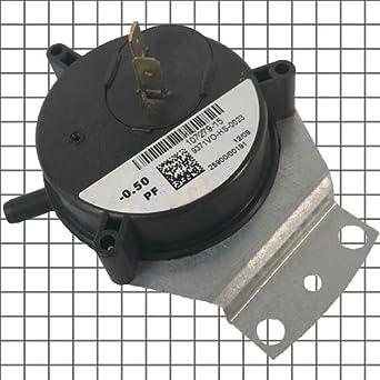 "MPL Furnace Air Pessure Switch 9371VO-HS-0022-0.55/"" PF"