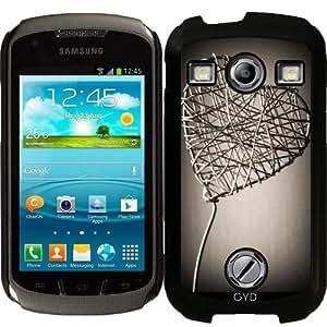 Funda para Samsung Galaxy Xcover 2 (S7710) - Corazón Roto by Warp9