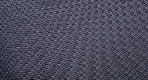 LQABW Los Hombres Y Mujeres De Gran Capacidad Del Morral Del Ordenador De Viaje A Caballo En Nylon Impermeable Al Aire Libre Senderismo Mochila Ligera Durable 55L,Grey Black