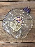 Crown Royal Whiskey Handmade Melted Bottle Serving
