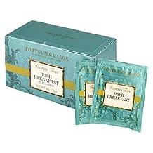 Fortnum & Mason, Irish Breakfast, 25 Count Teabags (1 Pack)